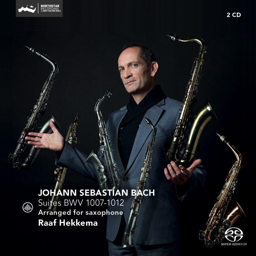 Bachs Cellosuiten bearbeitet für Saxophon und Gitarre