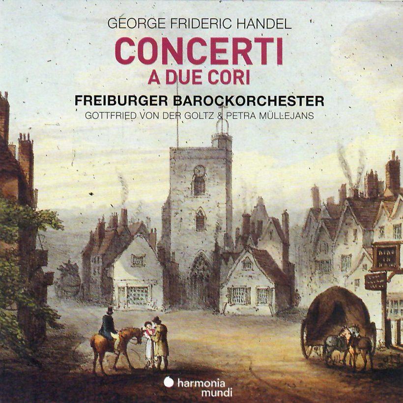 Händel Concerti a due cori