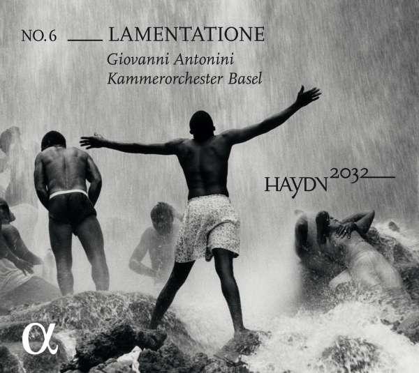 """Haydn """"Lamentatione"""""""