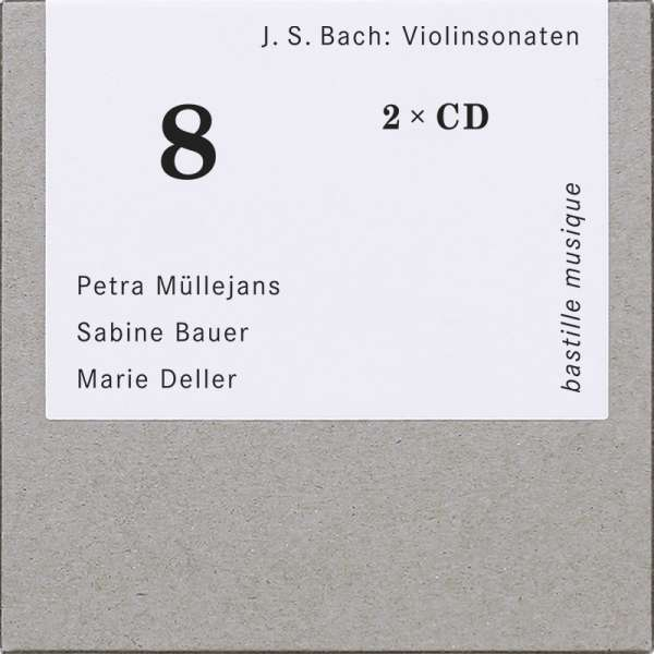 Bachs Violinsonaten