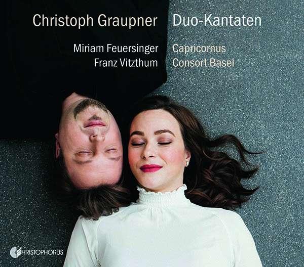 Duo-Kantaten von Christoph Graupner