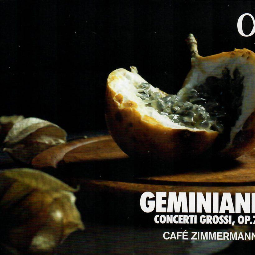 Geminiani Concerti grossi