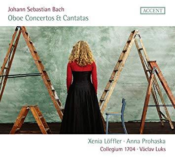 Bach Oboenkonzerte und Solokantaten