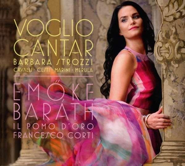 Emöke Baráth singt Barbara Strozzi