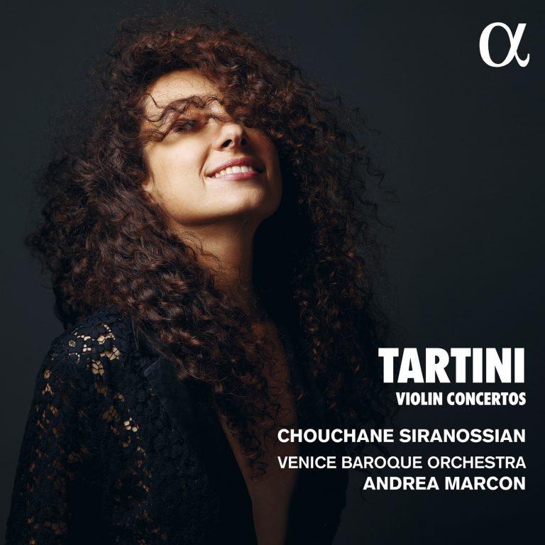 Tartini mit Chouchane Siranossian