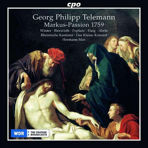 Telemanns Markuspassion 1759