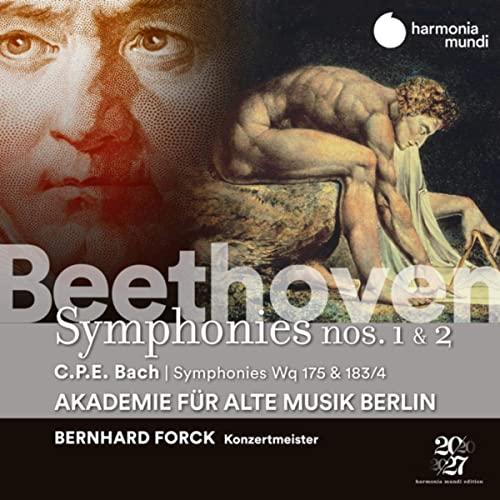 Beethoven vs. CPE mit Akamus