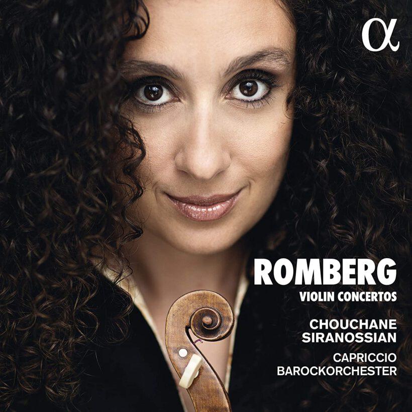 Violinkonzerte von Andreas Romberg