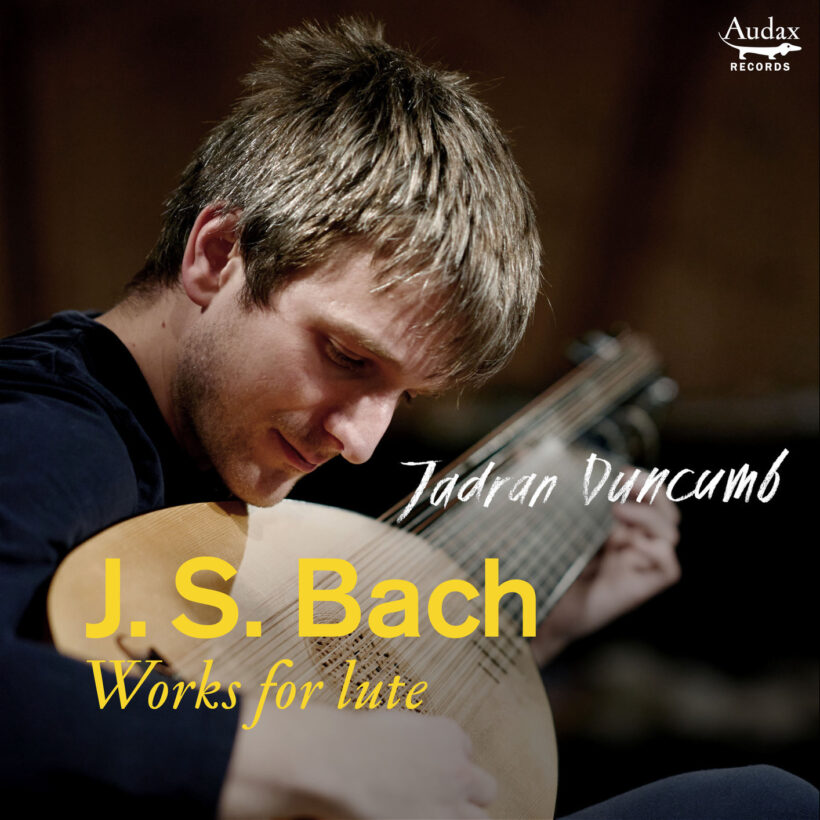 Bachs Lautenmusik