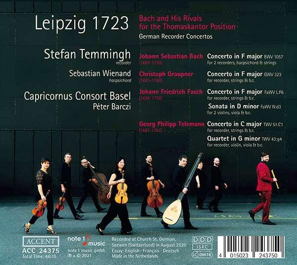Leipzig 1723